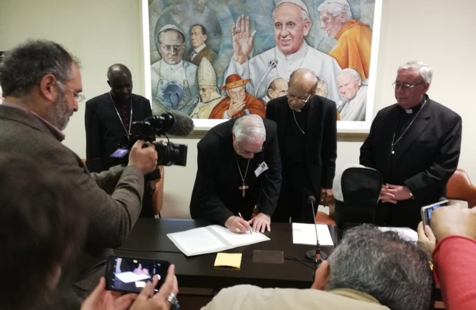 bishops sign petition climate change 690x450